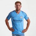 Manchester City 18/19 - Maillot de Foot Réplique Domicile