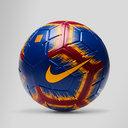 Nike Strike, Ballon d'entrainement de Football, FC Barcelone
