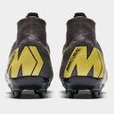 Mercurial Superfly VI Elite, Crampons de Football Pro, Terrain mou