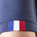 Maillot de football manches courtes équipe de France féminine, Match réplique authentique 2019 domicile