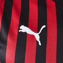 Maillot authentique du AC Milan. Pour hommes, manches courtes