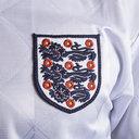 Maillot de l'équipe d'Angleterre domicile rétro année 1989, manches courtes