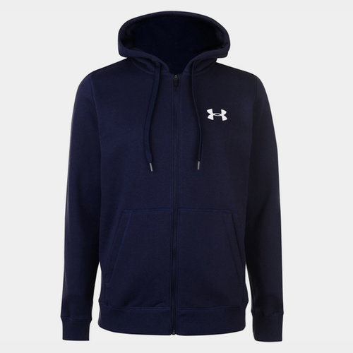 Rival Fitted, Sweatshirt à capuche avec zip pour homme