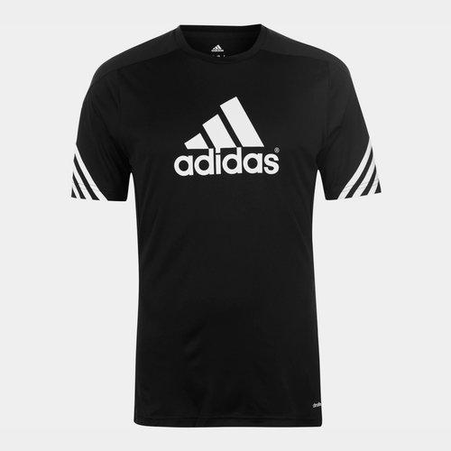 Sereno T-shirt noir pour homme