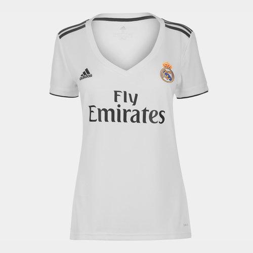 Maillot Real Madrid Domicile 2018/2019 pour femmes