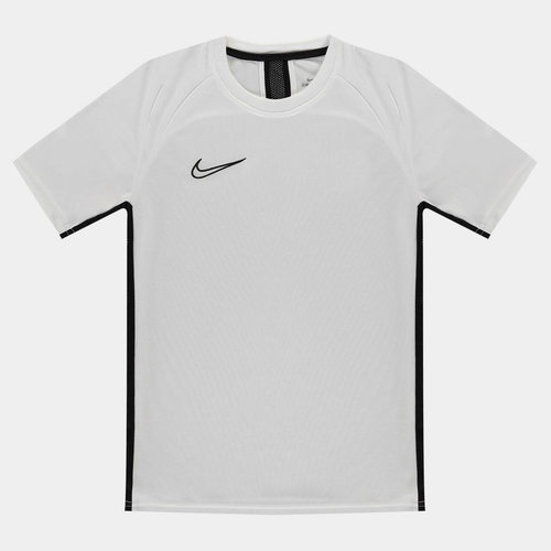 Maillot blanc pour enfants, Nike Academy Football