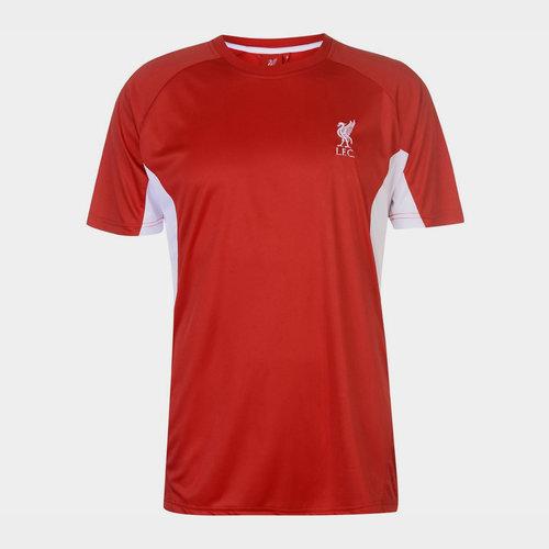 Poly T-shirt pour hommes