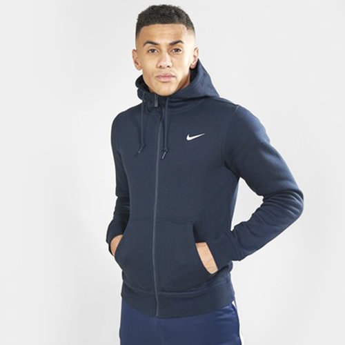 Fundamentale, Sweatshirt avec capuche et zip pour homme