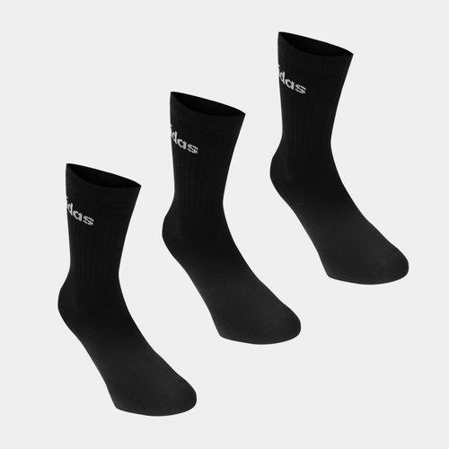 Crew, Lot de 3 paires de chaussettes pour homme