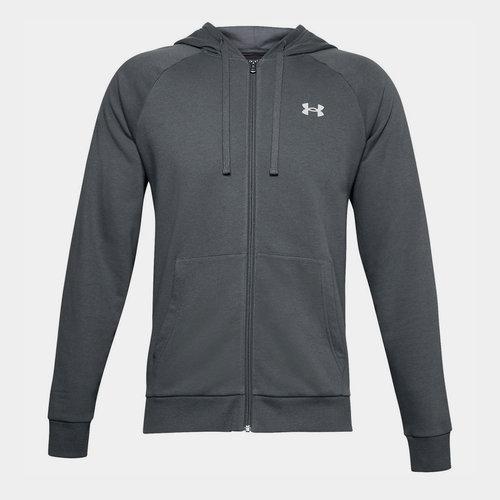 Rival Fitted, Sweatshirt à capuche avec zip pour hommes