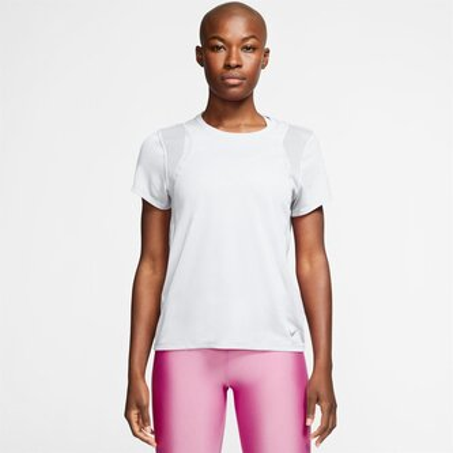 Rapid, T-shirt blanc pour femmes