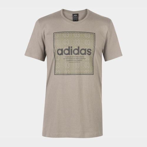 Box Linear, T-shirt pour homme cargo