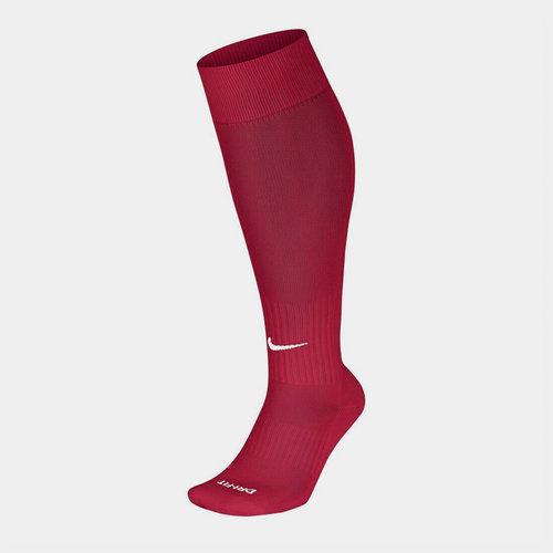 Chaussettes de Foot rouges pour hommes