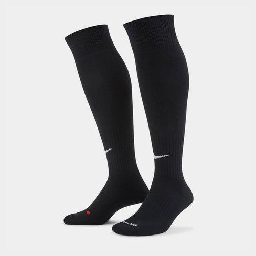 Chaussettes de Foot noires pour hommes