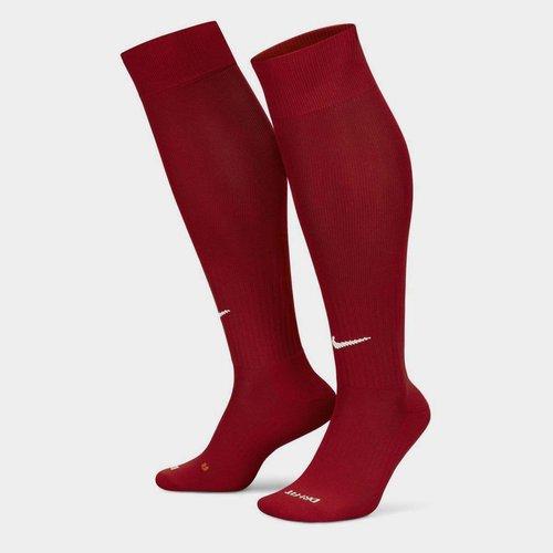 Chaussettes de Football rouges pour enfants
