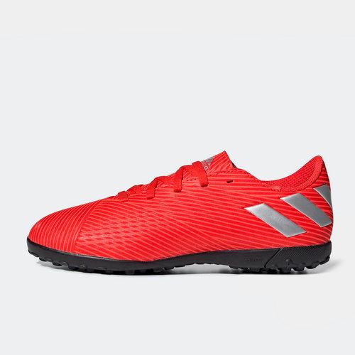 Nemezis 19.4, Chaussures de sport pour enfants, Terrain synthétique
