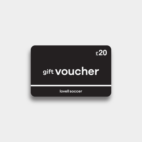 Lovell Football £20 - Cheque Cadeau Virtuel