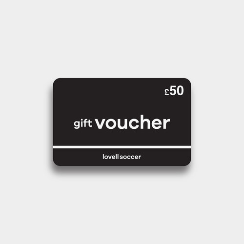 Lovell Football £50 - Cheque Cadeau Virtuel