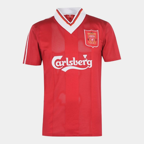 Liverpool 1995/1996, Maillot de Rugby domicile