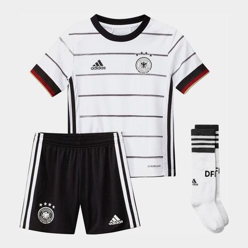 adidas Mini Kit de football, Allemagne domicile 2020, 45,00€