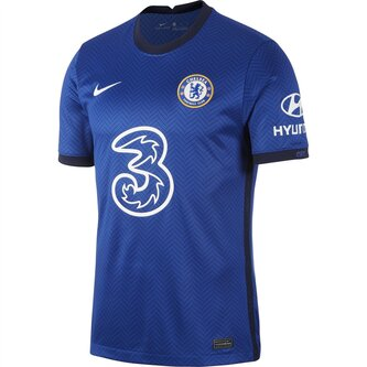 Chelsea Home Shirt 20/21 Mens