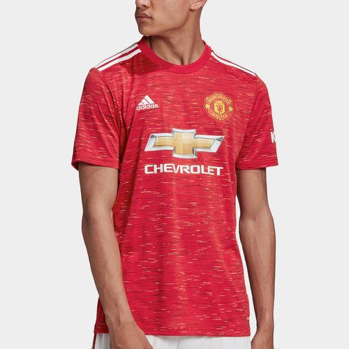 Manchester United Home Shirt 20/21 Mens