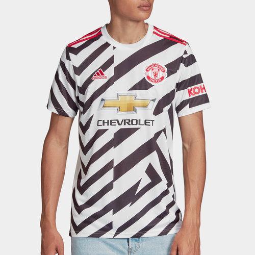 Manchester United Third Shirt 20/21 Mens