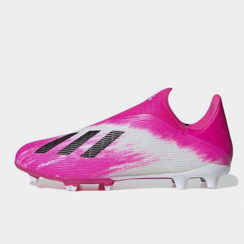 X 19.3 Mens Laceless FG Football Boots