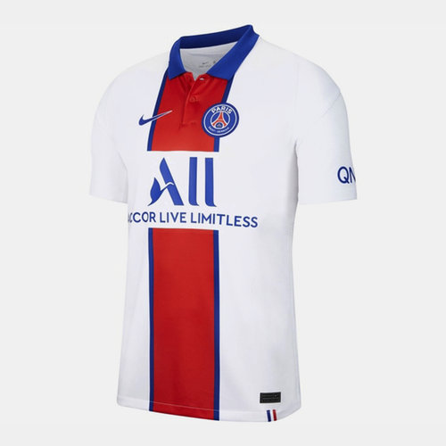 Paris Saint Germain Away Shirt 20/21 Mens