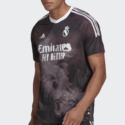 Real Madrid Humanrace FC Shirt