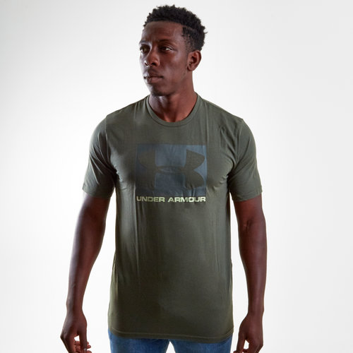 Under Armour UA Boxed Sportstyle - T-Shirt