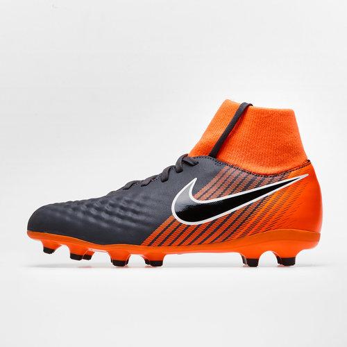 bas prix ecb27 faae8 Nike Magista Obra II Academy D-Fit FG - Crampons de Foot ...