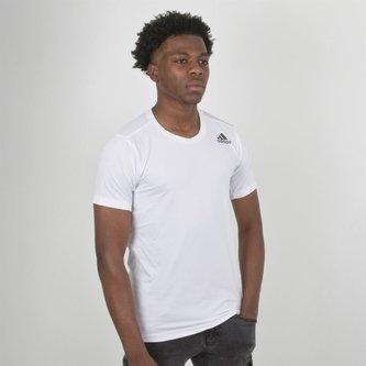 adidas FreeLift Climacool - Tshirt Entraînement Ajusté