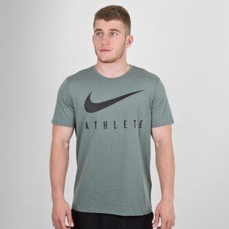 Nike Dry Swoosh Athlete - Tshirt Entraînement