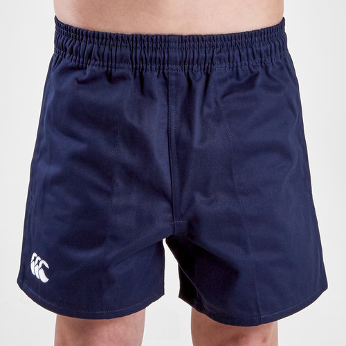 Canterbury Professional Cotton - Short de Rugby Enfants
