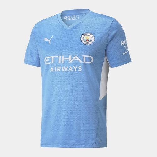 Manchester City Home Shirt 2021 2022