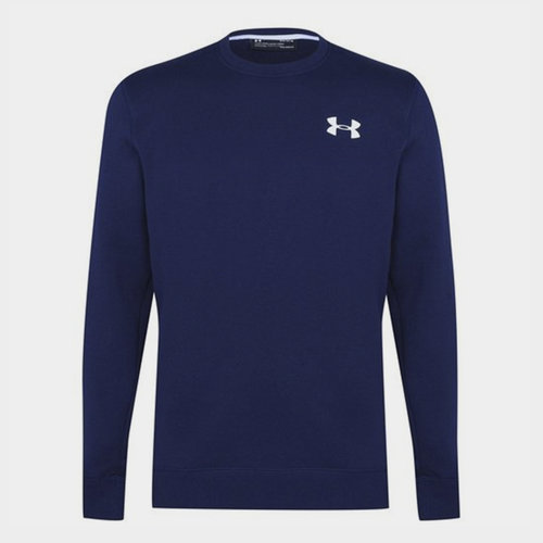 Under Armour Rival - Pull Polaire Solide Ajusté