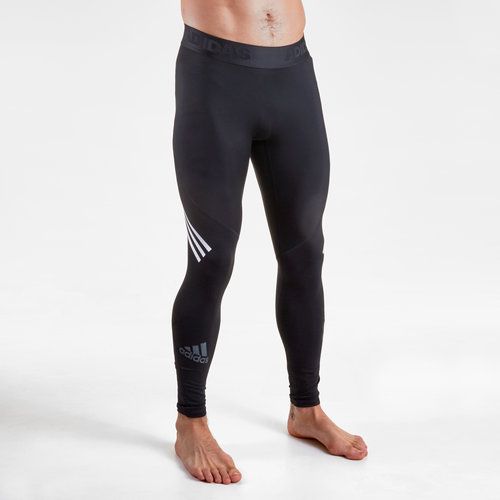 Alpha Skin SPR 3 Stripe - Collant Longs