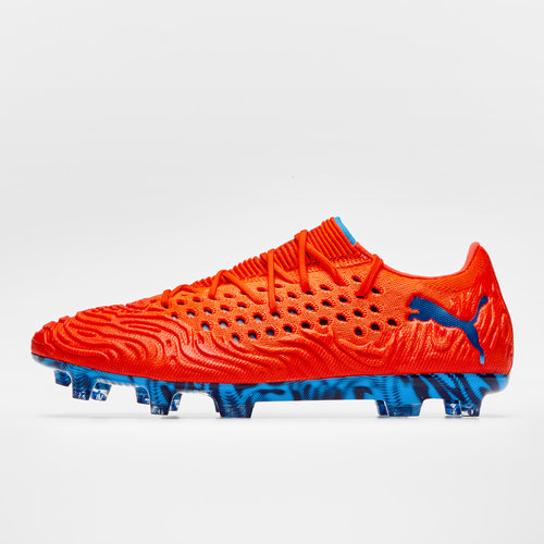 Crampons de football, Future 19.1 Netfix cheville basse, Terrain sec/ Terrain synthétique