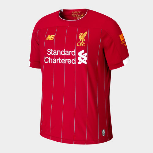 Maillot de Football Domicile Liverpool FC 2019/2020