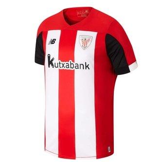 Maillot Réplica manches courtes domicile de l'Athletic Club de Bilbao 2019/2020