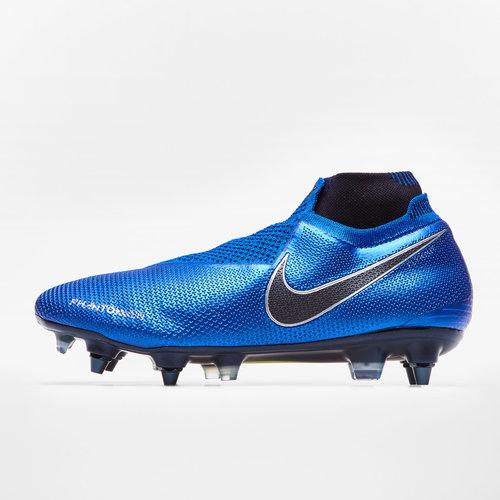 Phantom Vision Elite largeur de pied D, Crampons de Football Pro, Terrain mou