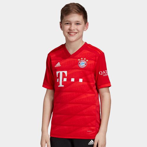 Maillot de Football Réplica manches courtes pour enfants, Bayern de Munich 2019/2020