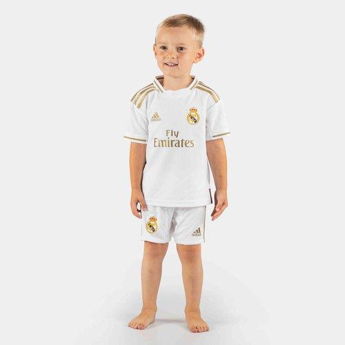 Kit de Football Réplica Réal de Madrid 2019/2020 pour jeunes enfants
