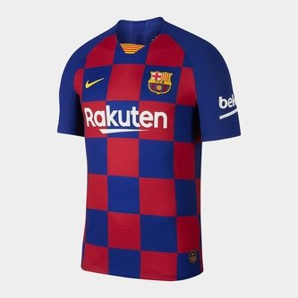 Maillot de football Vapor Match réplique du FC Barcelone 2019/2020 domicile