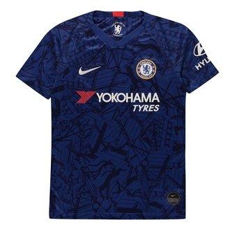 Chelsea 2019/2020 domicile/ Réplique Maillot de Football complète pour enfants