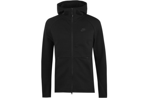 Sweatshirt à capuche avec zip intégral Tech Sportswear