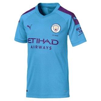 Maillot de Football Réplica, Manchester City 2019/2020 pour enfants