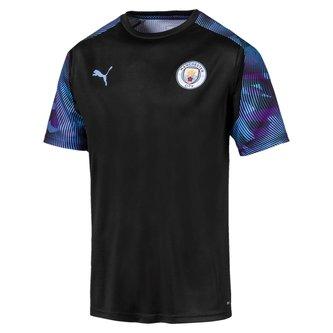 Maillot d'entraînement Joueurs, Manchester City 2019/2020