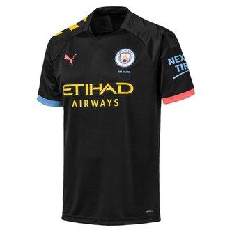 Maillot de football Manchester City 2019/2020 extérieur
